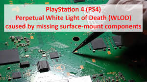 ps4 controller white light ps4 white light rsp