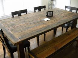 reclaimed wood farmhouse table extendable farmhouse table kitchen fabulous build your own dining