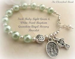 baby rosary bracelet baby rosary etsy