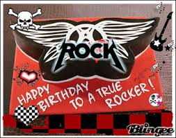 imagenes feliz cumpleaños rockero cumpleaños rockero picture 69027950 blingee com