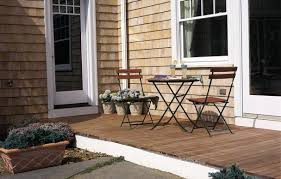 how to build a simple deck this old house