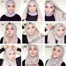 tutorial jilbab jilbab image result for hijab tutorial tutorial hijabs pinterest
