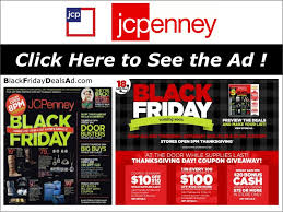 jcpenney 2018 black friday deals ad black friday 2018