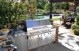Backyard Bbq Grill Company by High End Built In Barbecues Get Wsj
