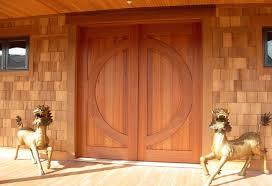 Sapele Exterior Doors Timber Frame Exterior Doors New Energy Works