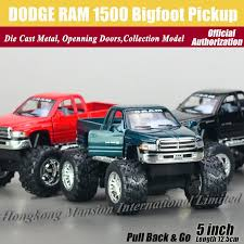 dodge ram toys 2017 1 36 scale diecast alloy metal bigfoot car model for dodge