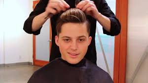 pictures of 1920 mens hairstyles s haircut tutorial 1920s inspired haircut 3 in 1 hairstyle