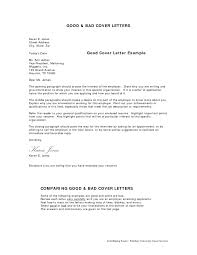 writing a good resume cover letter uxhandy com how to write for