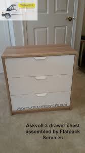 Best Ikea Dresser Ikea Askvoll 3 Drawer Chest Article Number 503 185 72 Best Ikea