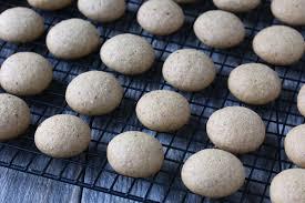 best authentic pfeffernüsse german iced gingerbread cookies