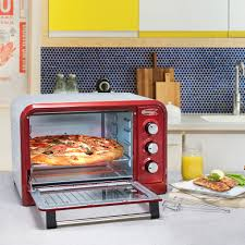 Toaster Retro By Elite 6 Slice Retro Toaster Oven