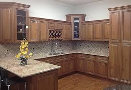 Glazed Maple Kitchen Cabinets 2y Model Coffee Glazed Maple Kitchen Display Traditional