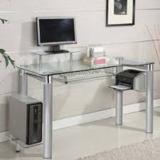 Small Computer Desk Small Computer Table With Wheels Foter