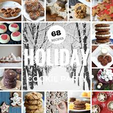 christmas cookie party 68 vegan recipes