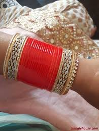 punjabi wedding chura wedding chura