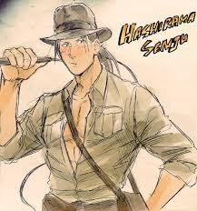 indiana jones zerochan anime image board