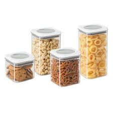 oggi kitchen canisters buy airtight canisters from bed bath beyond
