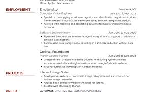 Online Resume Maker For Free Resume Amazing Automatic Resume Creator Online Job Resume Maker