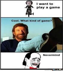 I Wanna Play A Game Meme - i wanna play a game by jovantesla meme center