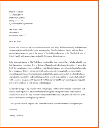 Examples Of Good Cover Letters For Jobs Examples Of Cover Letters For Healthcare Jobs Gallery Cover