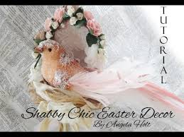 shabby chic easter egg tutorial sold youtube