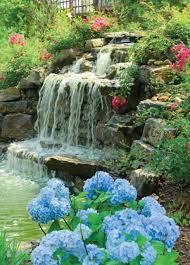 Garden Waterfall Ideas Garden Waterfall 25 Unique Garden Waterfall Ideas On Pinterest