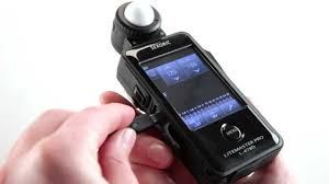 sekonic litemaster pro light meter using sekonic l 478d litemaster pro from box to first exposure youtube