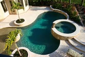 splendid vila home outdoor swimming pool deco integrates