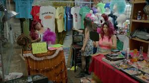 broad city halloween jiggly caliente on the season two finale of broad city
