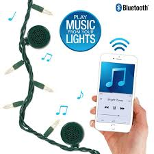 Bright Tunes Indoor Outdoor Warm White Incandescent String Lights