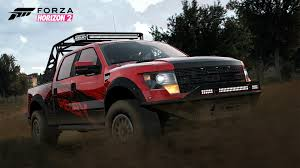 Ford Raptor Shelby Truck - the g shock car pack is now available for forza horizon 2 players