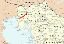 Yugoslavia Map How Sgt Pepper Arrived In Yugoslavia U2013 Barry D Wood