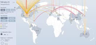 Ddos Map Cyber Attacks And Data Breaches Visualised Leron Zinatullin U0027s Blog
