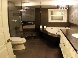 bathroom apartment bathroom ideas glass shower partition large