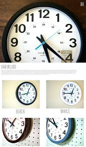 large kitchen wall clock as gifts and gift wall mounted tabletop