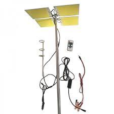 12 volt led fishing lights cob led cing l cob leds 4 board 12v telescopic fishing pole