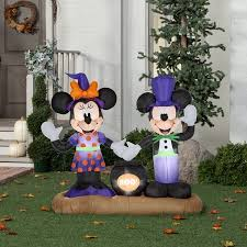 10 disney inflatables to haunt your house pickynerd