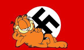 Garfield Memes - nazi garfield meme generator imgflip