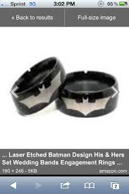 Batman Wedding Ring Set by 28 Best Batman Wedding Images On Pinterest Batman Wedding Geek