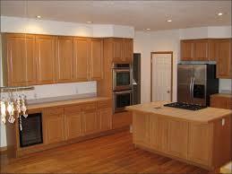 kitchen dark cabinets light floors grey and white kitchen