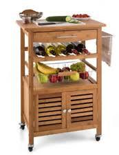 bamboo kitchen islands u0026 carts ebay