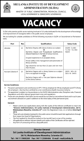 Library Assistant Job Description Resume by Librarian Assistant Librarian U2013 Sri Lanka Institute Of