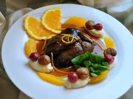 canard cuisine recette canard sauvage à la bigarade 750g