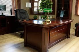 scrivanie classiche prezzi gallery of scrivania da ufficio dirigenziale prestige 2 2 metri in