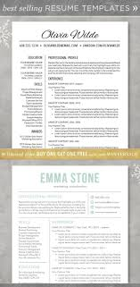 1000 Ideas About Good Resume Exles On Pinterest Best - best 25 cv template ideas on pinterest creative design