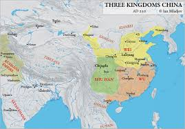 Asia Countries Map by Three Kingdoms China C 250 East Asia Pinterest Asia