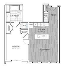 floor plans chestnut square apartments the bozzuto group bozzuto chestnut square a10 805