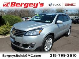 chevrolet traverse 7 seater used 2015 chevrolet traverse for sale souderton pa 6155d