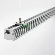 led suspended light housing led profile led aluminum channels