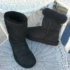 ugg womens amely shoes black 73 uggs shoes s black ugg boot style az 23112 e from